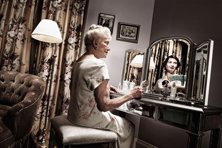 Картинки люди и их отражение